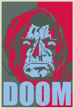 DSC DOOM by JonathanWyke