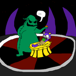 Im the Oogie Boogie man! by Scurvypiratehog