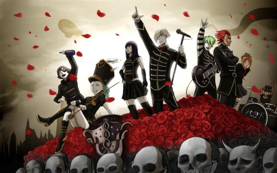 Welcome to the Death Parade by qosic