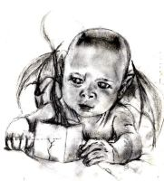 Demon Baby by jesster666