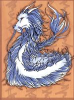 Chinese Dragon by temperance