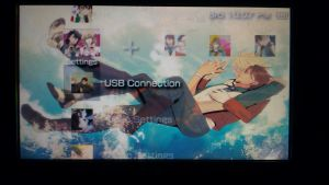 Tiger and Bunny PSP Theme by chibimajik