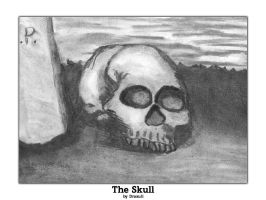 The Skull by draxull