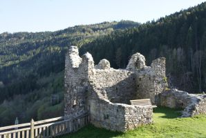 Friesach Castle by Wendybell80