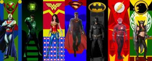 Real Justice League by kimosupreme