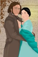 Jane and Edward by Jafean