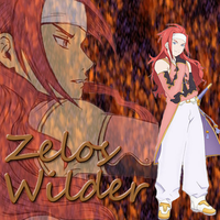 :::Zelos Wilder::: by awesomeyuan