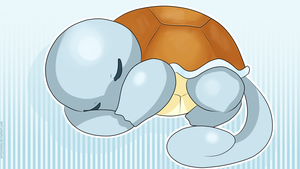 Squirtle Wallpaper by SeviYummy