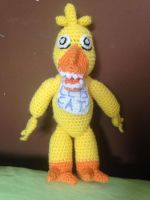 Five Nights at Freddys - Chica (With Pattern) by CrochetGamer