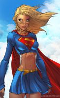 Supergirl by RexLokus