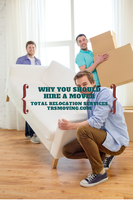 Why You Need to Hire Movers by maggiecolnett