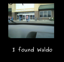 Waldo is everywhere by MyWorstNightmares