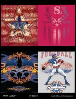 mens tee t-shirt graphics 4 by stlcrazy