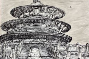 Temple of Heaven by einohpmys