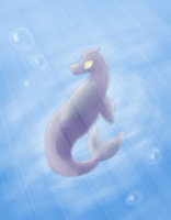 Painting of Unnamed by MysticalWhisper