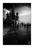 Red Square, Moscow by AmniosDesign