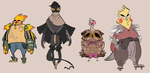 Burb Designs by InkpotBot