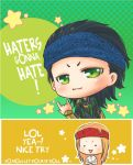:Loki: haters gonna hate XD by PrinceOfRedroses