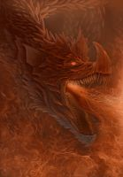 Red Dragon by Hellkrusher