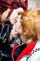 Akuroku - No more waiting by stormyprince