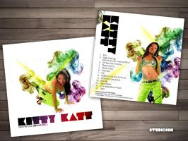 Kitty Katt Album Cover v2 by studioish