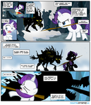 Rarity's Spartan Training by PixelKitties