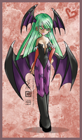 + SD1: Morrigan + by tai-h