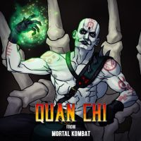 Q is for Quan Chi by Jiggeh