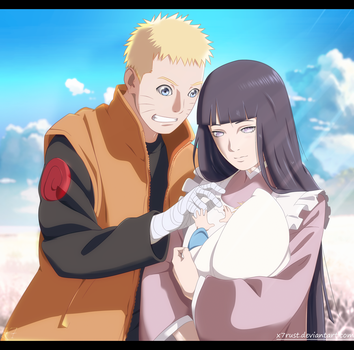 Naruto The Last Movie - family ! by X7Rust
