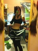 WIP X-23 by Hyokenseisou-Cosplay