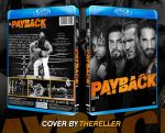 WWE Payback 2015 Custom BluRay Cover by TheReller