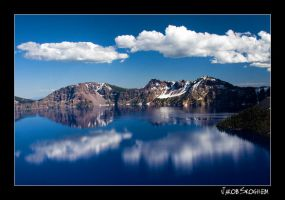 Crater Lake by Norcalsnoe