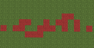 red stone wiring by minecraft1113