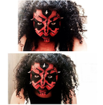 star wars: phantom menace by melartgirl
