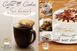 Coffee 'n Cookies Ads by jacquelynvansant