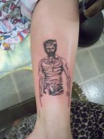 logan_wolverine tattoo by cxsr9