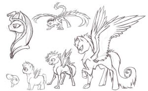 Sphinx compilation by IceOfWaterflock