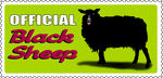 black sheep stamp by QuicheLoraine