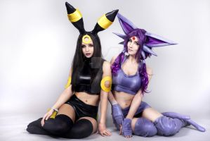 Pokemon Espeon by LauraCraftCosplay