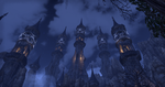Elder Scrolls Online - Crypt of Hearts at Night by Whisper292