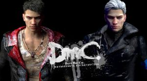 DmC: Sons of Sparda by MayaRokuaya