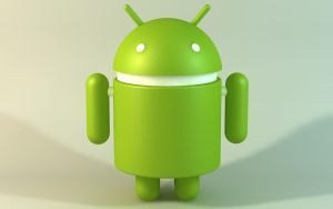3D Google Android by b4ddy