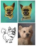 Pet Portraits! by fuzzy13