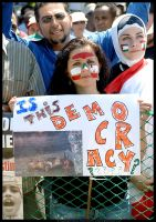 Is This Democracy in Color by digitalgrace
