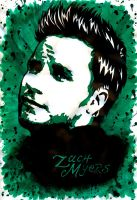 Shinedown - Zach 4 by weedenstein
