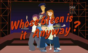 Whose 6TEEN Is it Anyway? by daanton