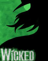 Wicked Poster by Redheaded-Devil