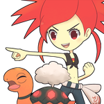 ORAS Flannery by CJsux