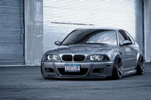 BMW E46 by InL0veWithMyself