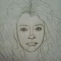 WIP Helena:Orphan Black by waffle-faceXD